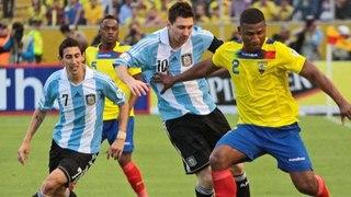 Ecuador vs. Argentina EN VIVO 10/10/2017 Eliminatorias Rusia 2018