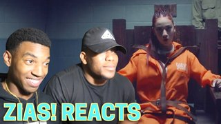 BHAD BHABIE - Hi Bich / Whachu Know (Zias & B Lou Reaction Video)