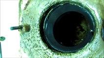 toilet leaking water on floor #1 reason why