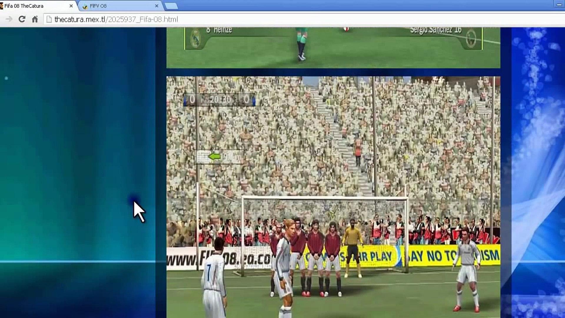 Como Descargar Fifa 08 Para Pc Mediafire En Español 1 Link видео Dailymotion