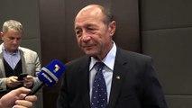 Traian Băsescu la Chişinău, declaraţii din 6 octombrie 2017