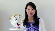 Beauty & The Beast Teacup CAKE TUTORIAL | Chip Birthday Disney Cake | DIY How To Sculpted Cakes