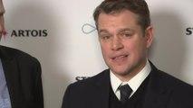 Matt Damon Denies Killing 2004 Weinstein Story