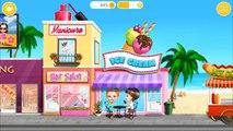 Sweet Baby Girl Summer Fun Gameplay Video - Kids Games by TutoTOONS Full Unlock