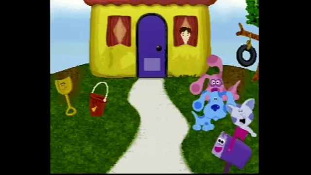 Blues Clues: Collection Day (V.Smile) (Playthrough) Part 1 - Play Blues Clues