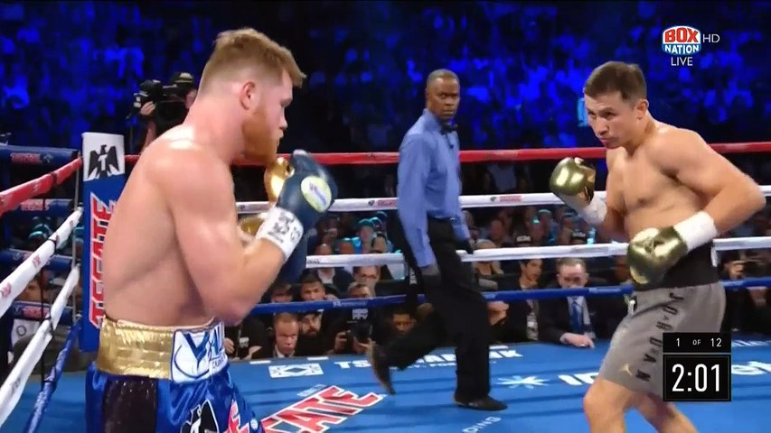 Gennady Golovkin vs Saul Alvarez (16-09-2017) Full Fight
