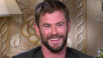 Chris Hemsworth on How Wife Elsa Pataky 'Sacrificed Everything' for Him (Exclusive)