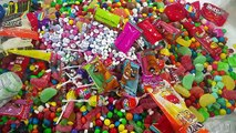 A Löoot lot lot of Candy Lollipops Surprise Eggs Kinder Skittles & Lots of M&Ms