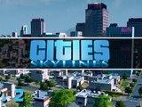 Jeux vidéos clermont-ferrand - CITIES SKYLINE Nouveauté 2017 ( Episode 2 - On avence en construction )
