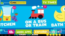 PBS Kids Parents Play and Learn – FREE Toddler Learning App – Review