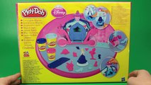 Play Doh Cinderella Magical Carriage Disney Princess Cinderella Play Dough Clay Hasbro Toy