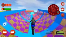 ► Extreme Bike Stunts Mania Android Gameplay By Games hole