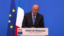 Déclaration du ministre suite au rapport de l'IGA sur le traitement administratif de l'auteur de l'attentat de Marseille