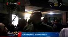 Polisi Panggil Ahmad Dhani Terkait Ujaran Kebencian