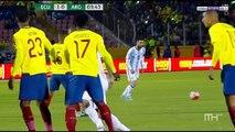 Equateur 1 - 3 Argentine le résumé en 3 minutes avec un Messi énorme !