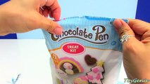 Chocolate Pen Holiday Pack DIY Chocolate Candy