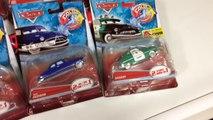12 Disney Pixar Cars Color Changers Shifters Lightning McQueen Mater Francesco Unboxing Keiths