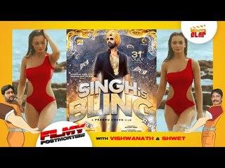 Film Review: SINGH IS BLING | Akshay Kumar, Amy Jackson & Lara Dutta - Filmy Postmortem