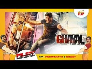 GHAYAL ONCE AGAIN | Sunny Deol | Soha Ali Khan | Om Puri | Directed By Sunny Deol