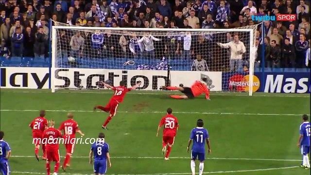 [HD] 14.04.2009 - 2008-2009 UEFA Champions League Quarter Match 2nd Leg Chelsea FC 4-4 Liverpool