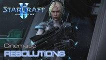Starcraft II: Nova Covert Ops - Mission Pack 3 - Cinematic: Resolutions