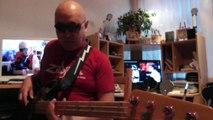 The Beatles tribute John Lennon John Mayer Don't Let Me Down HD720m2 Live Basscover2 Bob Roha