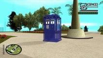 GTA SA Doctor Who: Daleks Invasion V1.2 Brief GamePlay
