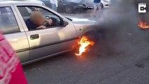 Essayes pas d'imiter Fast & Furious tu vas cramer ta voiture !