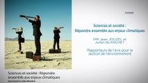 Sciences et société : répondre ensemble aux enjeux climatiques - cese