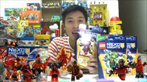 NEXO KNIGHTS | Review các set LEGO Nexo Knights | DasSimon Toy (OFFICIAL)