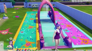The Sims 4 My Little Pony Go To High School Part 10 Water Pa