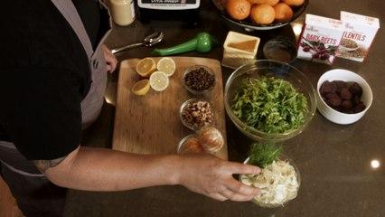 JetFuel - Restaurant Salad and Dressing