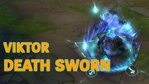 Death Sworn Viktor Gameplay - League of Legends