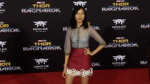 "Madison Hu ""Thor: Ragnarok"" World Premiere Red Carpet"