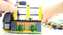 Indominus Rex Breakout Dinosaur bricks - Jurassic World Lego compatible - Speed Build
