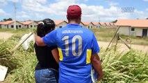 Famílias esperam por suas casas no programa Minha Casa Minha Vida