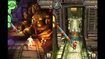 Temple Run 2 Lost Jungle Gameplay   Forward VS Reverse   Lost Jungle VS Lost Jungle