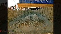 Worlds Most Amazing Sand Art Sculptures
