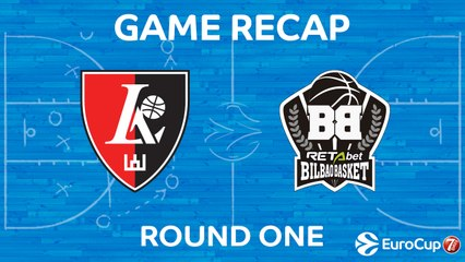 7Days EuroCup Highlights Regular Season, Round 1: Lietuvos Rytas 83-93 Bilbao