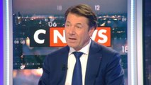 """Christian Estrosi sur la présidence LR : """"Je suis mon propre patron"""" - 11/10/2017"""