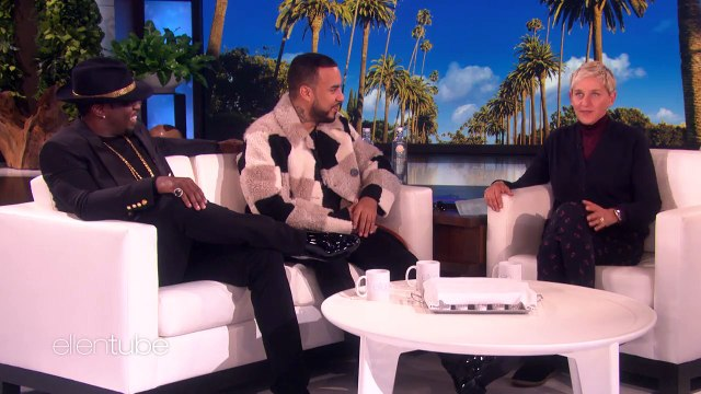 Sean 'Diddy' Combs Praises a 'Humble' French Montana for His Philanthropy