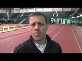 Michigan State Wrestling Coach Roger Chandler Happy After Michigan State Open
