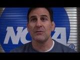 Lehigh Wrestling Coach Pat Santoro Discusses Win Over Edinboro