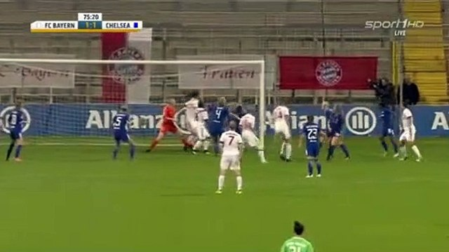 All Goals UEFA  Women's Champions League  Round 1 - 11.10.2017 Bayern München (W) 2-1 Chelsea (W)