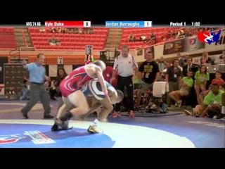 Who Will Be The Man at 74kg?