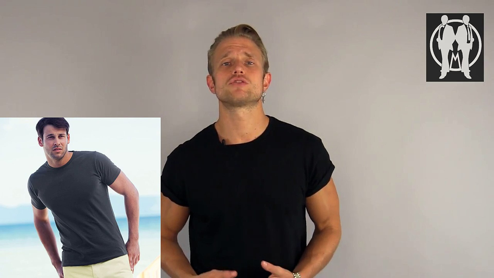 How To Look More Muscular In Your Clothes - 5 Style Tips To Dress More Muscular - Look Muscular