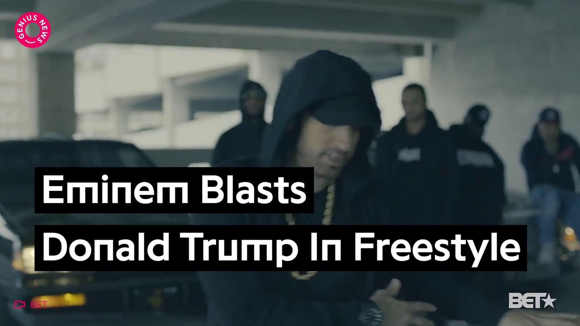 Eminem Eviscerates Donald Trump