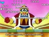 【カービィMAD】全自動卵割り機とデデデ大王【サザエさんMAD】
