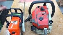 Stihl 090 - My New Chainsaw Mill Saw
