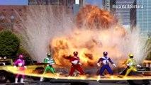 Power Rangers- Resgate (Power Rangers Lightspeed Rescue) - Abertura